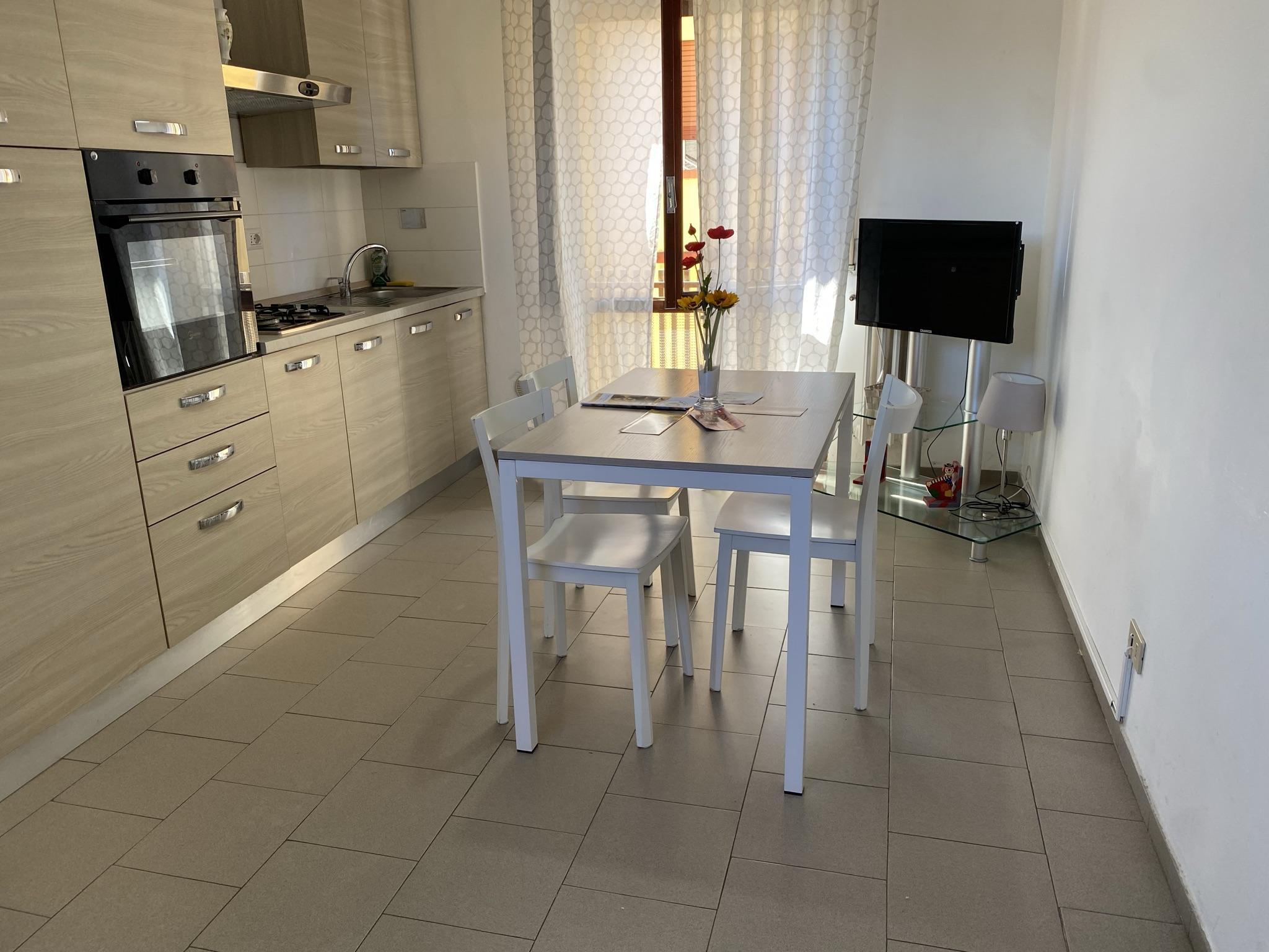 Appartamento Bilocale Davanti al Mare a Tirrenia. RIF.A.30