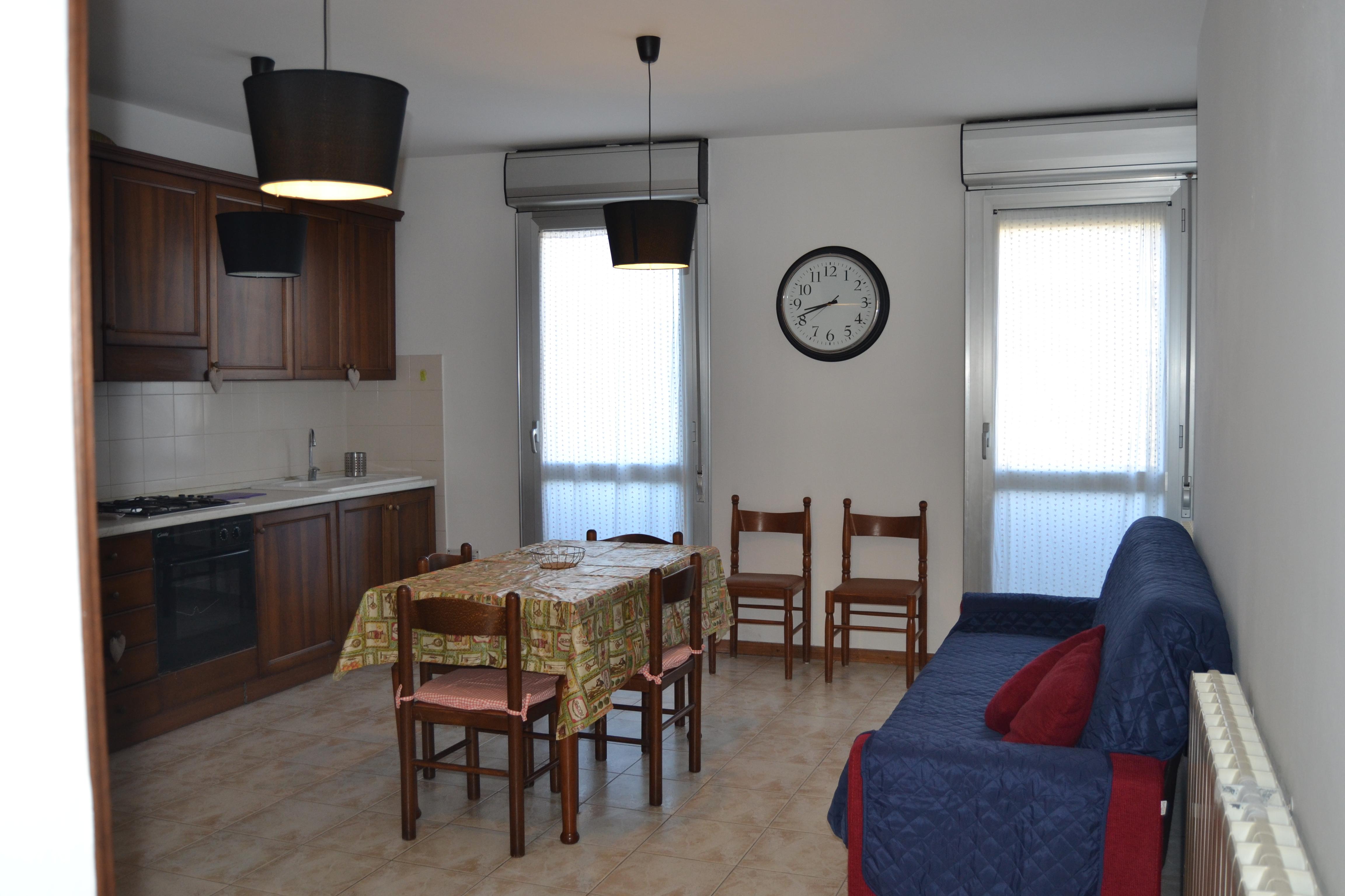 Appartamento bilocale in centro a Tirrenia.  Rif.A.34