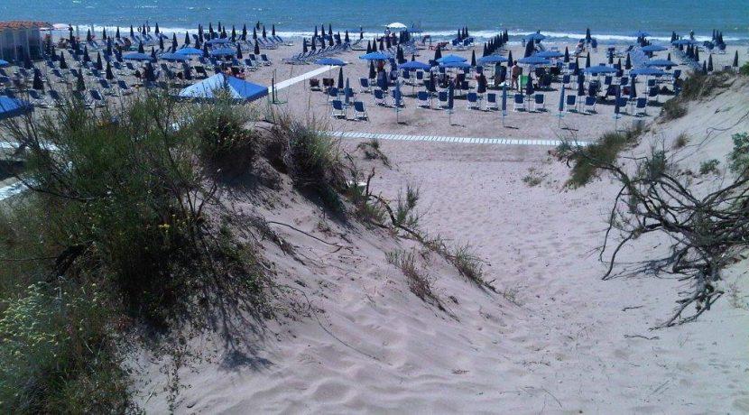 spiaggia dalle dune 2